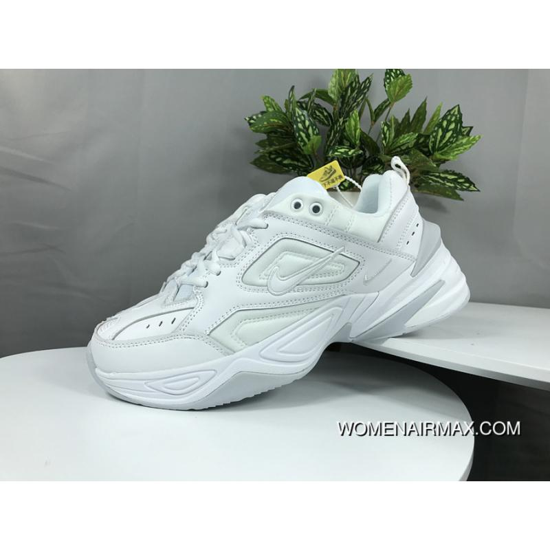 Nike Dad Sneakers Clunky Sneaker Dad Shoes AV4789 101 Air Monarch ... 7bbd1c00209e0