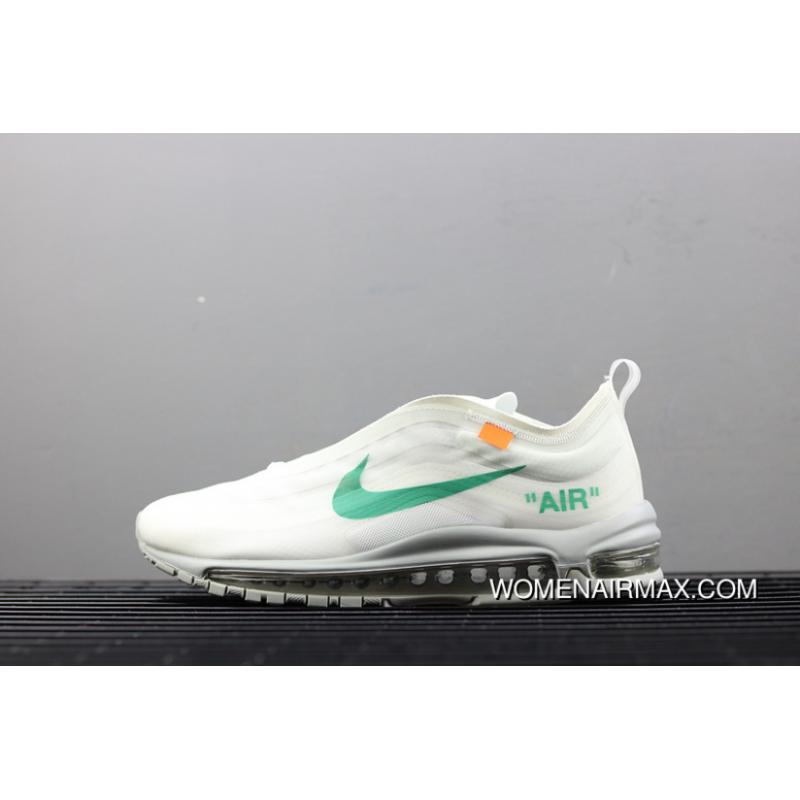 Level Off White Nike Air Max 97 AJ4585 X 101 Use Transparent Plastic Material The Highest Technology Of Perfection Online