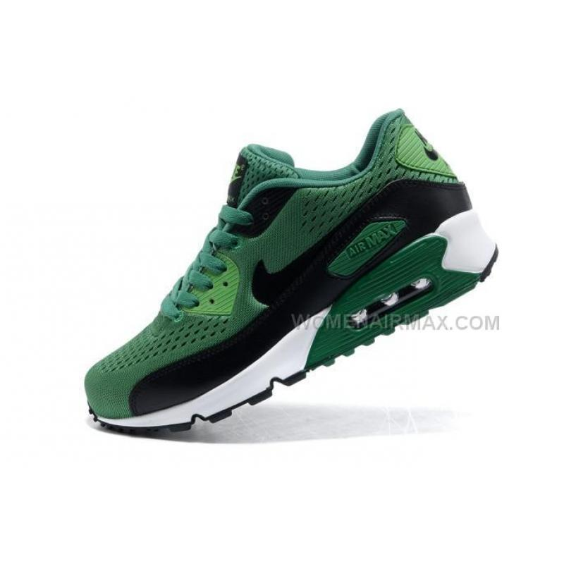 new style 212a6 27b02 Air Max 90 Premium EM Womens Shoes Green Outlet