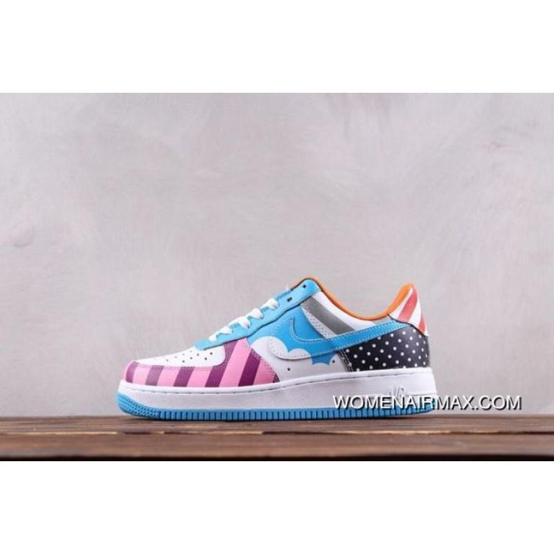 Women Piet Parra X NIKE Air Force 1 Sneaker SKU:19975 587 New Release