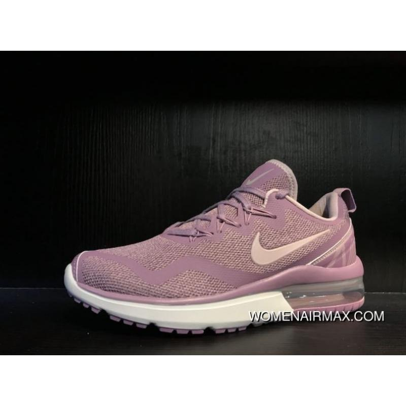 the best attitude c0d1b c9c20 Nike Violet Women Shoes 2017 Autumn Fall And Winter AIR MAX FURY 30th  Anniversary Half-palm Cushion Running Shoes Sport Shoes AA5740-500 Online