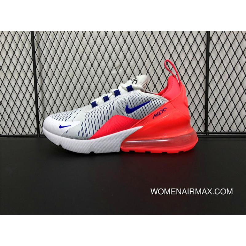 ae06c58422e USD  87.76  254.51. AH6789-101 The Highest Sole Of The Nike Air Max 270 Air  Zoom Women Shoes ...