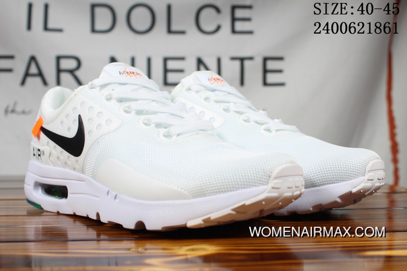 2 Color Nike AIR MAX ZERO SE Retro Shoes Are Shoes Running Shoes SIZE 919140 For Sale