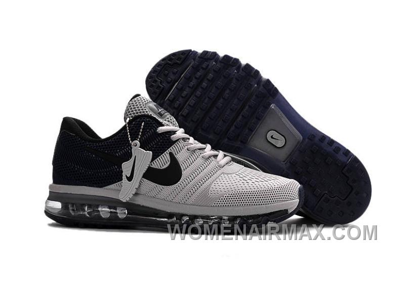 624cf16b24 Authentic Nike Air Max 2017 KPU Grey Navy Discount FiD4ES5, Price ...