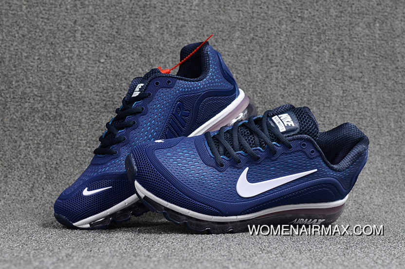 8197fe99c3 Nike AIR Max 2017.5 40-47 Blue White Copuon, Price: $88.72 - Women ...