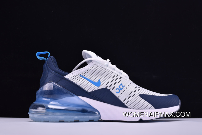 timeless design 5afc9 5773e Nike Air Max 270 AH8050-144 White Ice Blue New Release