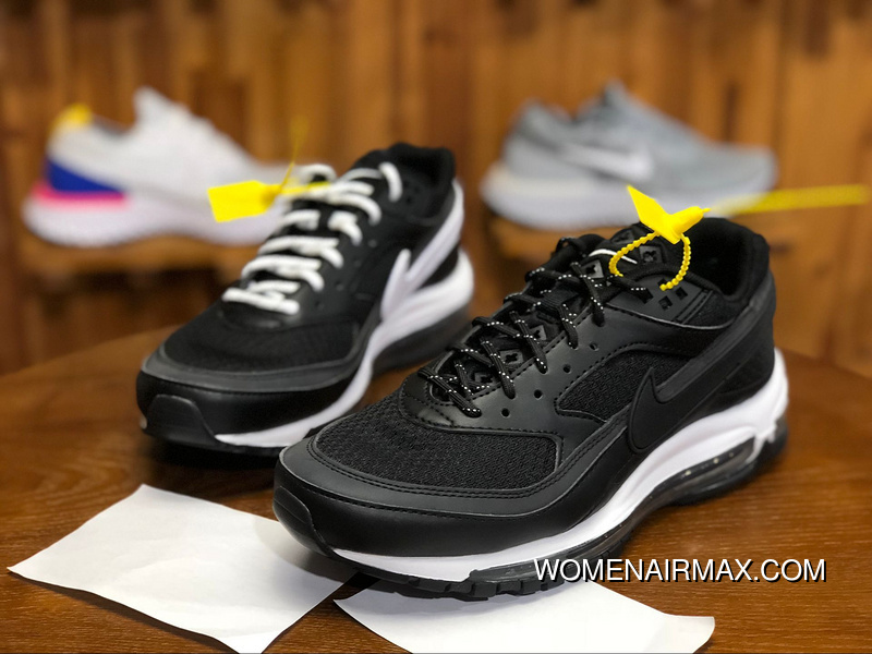 200 Nike Air Max 97 BW X Skepta Collaboration What The Bullet Men Running Shoes AO2113 001 Size Super Deals