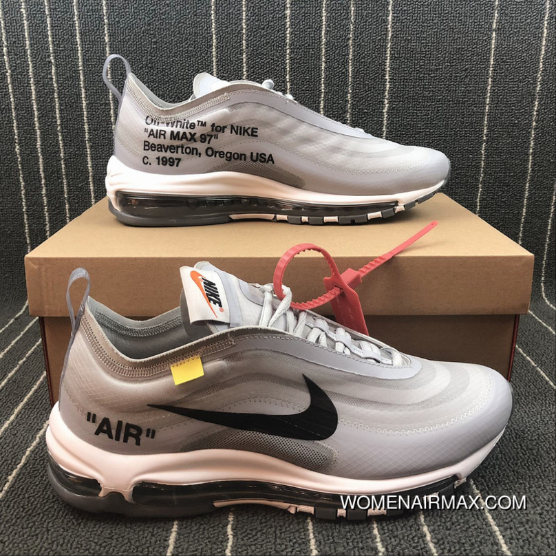 new arrival 889f0 6b114 THE 10 NIKE Air Max 97 OG X OFF-WHITE Bullet Super Limited Collaboration  Publishing