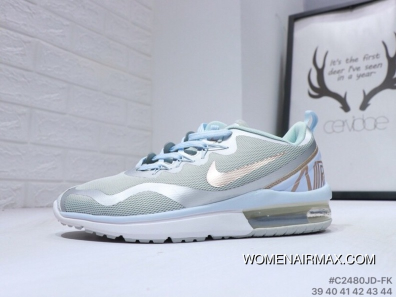 the latest 5a835 84971 NIKE Air Max Fury White Silver For Sale, Price: $88.92 - Women Air ...