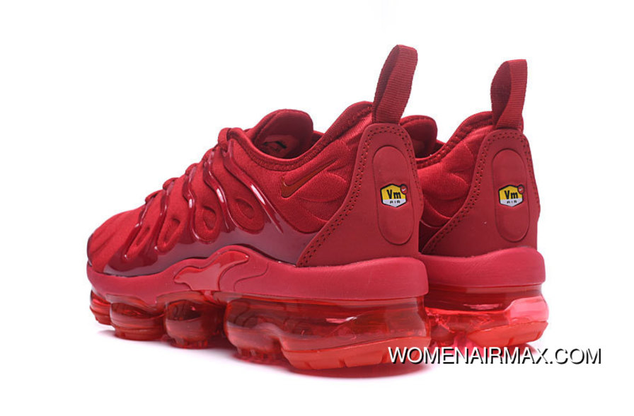 official photos d59b0 e0605 AIR MAX Tn 2018 Plus All Red New Release