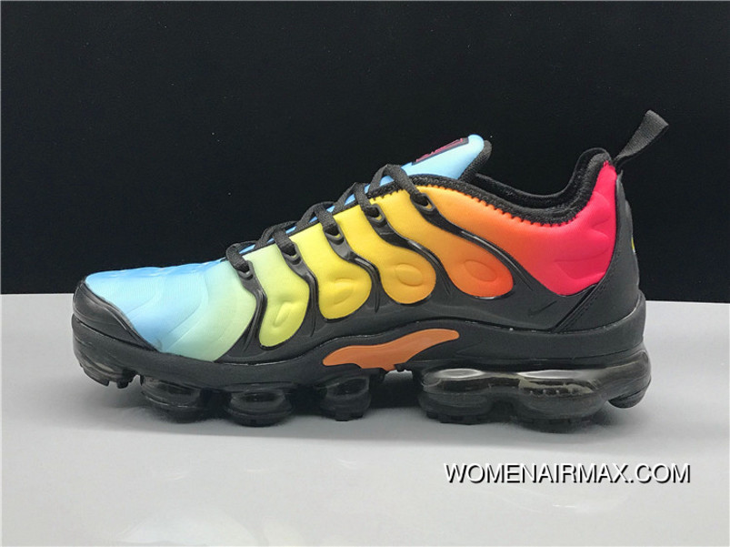 806b5be54780 Nike Air Vapormax Plus 2018 TN Rainbow Online