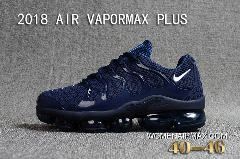 super popular 3891a 9195b 2018 NIKE AIR VAPORMAX PLUS PLASTIC Nanotechnology New Technology  Environmental Protection Tasteless Full Zoom Running Shoes Women Shoes And  Men Shoes ...