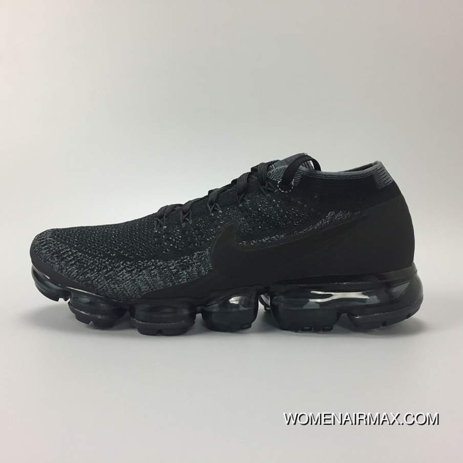 various colors 5e741 e841f 849558-007 Nike Air Vapormax FLYKNIT 2018 Full-palm Cushion Knit Running  Shoes Best