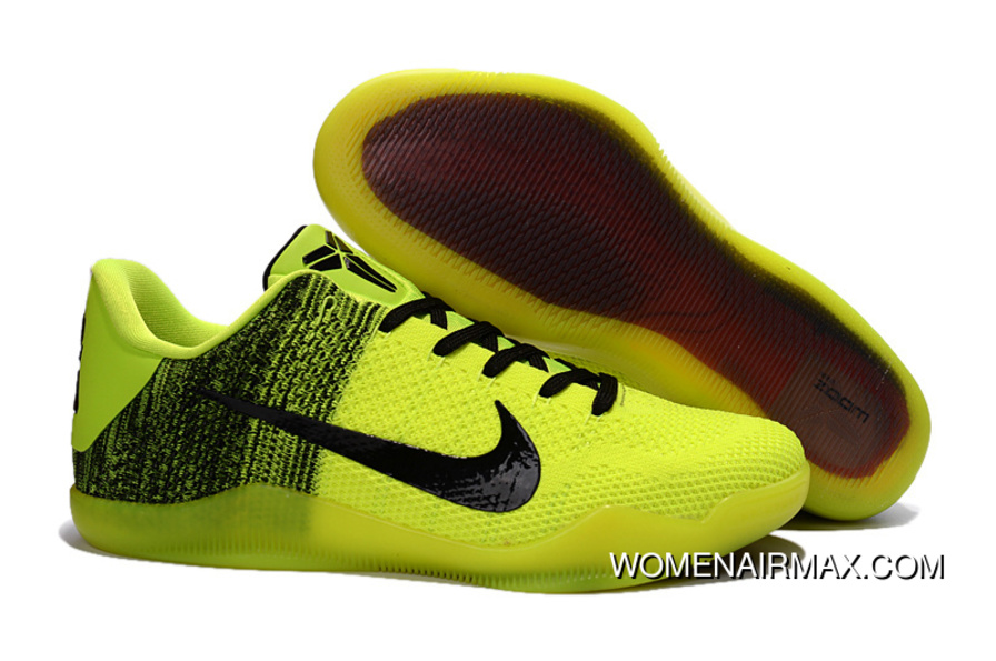 new style 688a7 5c9a7 ... ireland nike kobe 11 green black volt basketball shoes top deals 1a1a1  d751b