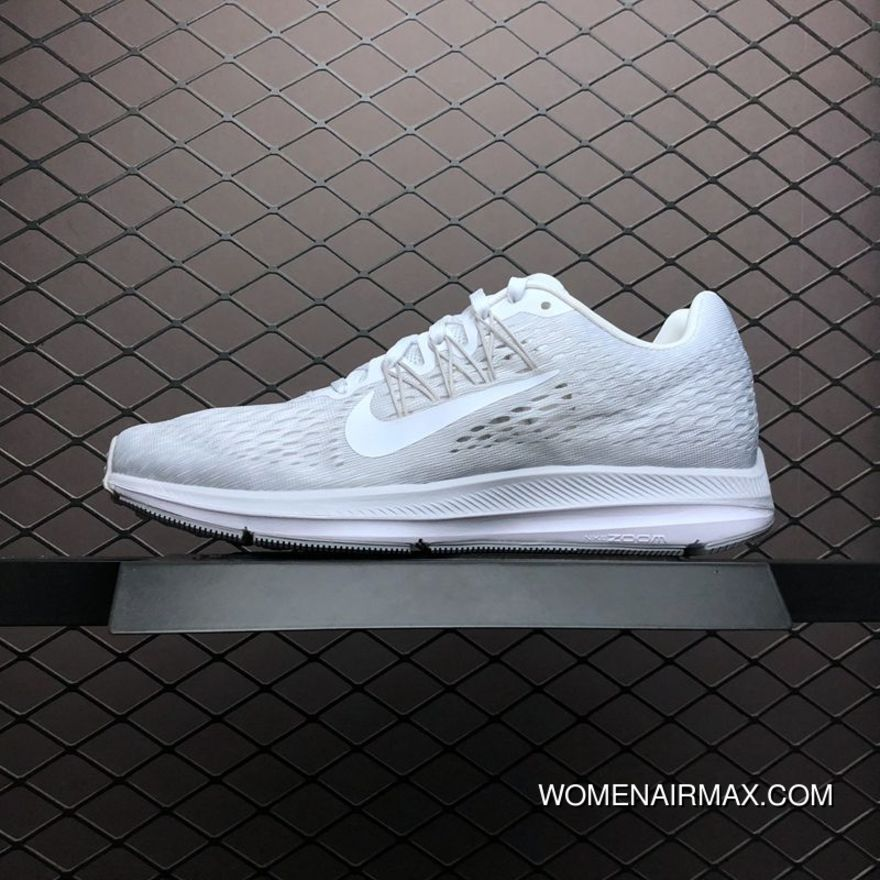 fb73e3fb8e9c Hyx230Nike Zoom Winflo 5 V5 LUNAREPIC 5 Mesh Breathable Air Max Zoom  Cushioning Running Shoes AA7406-100 Outlet