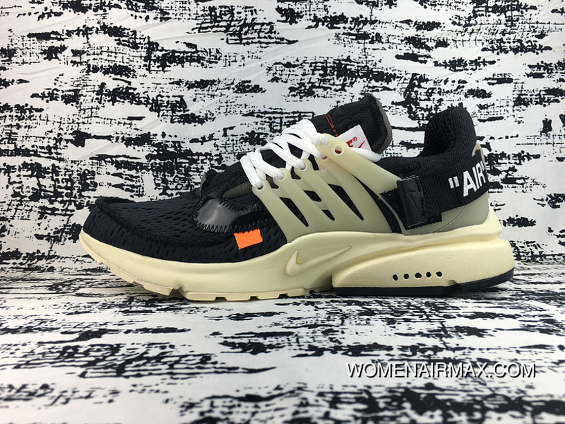 0fbb9d6eef Nike To Be Off-White Air Presto X To Be Series Edison Chen Hatfield And